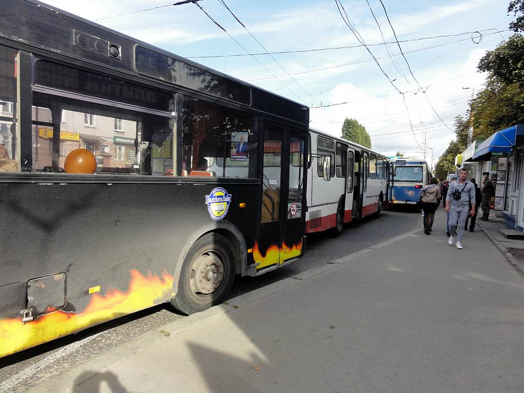 Расписания автобусов 27 зеленоградск транс