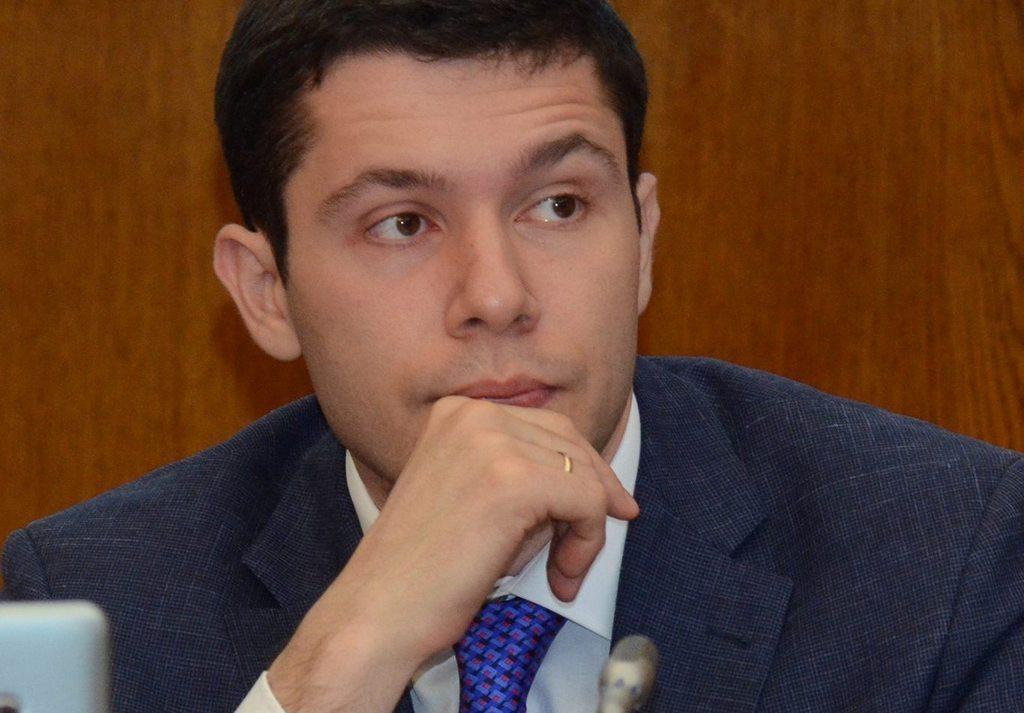 Самый молодой президент губернатор