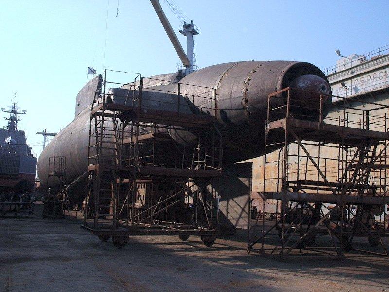 самая современная подводная лодка россии ясень