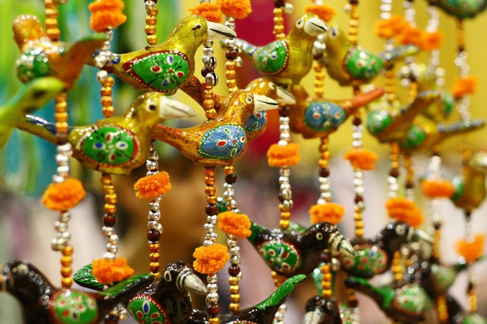 Индийская выставка