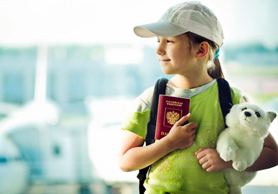 выезд за границу детей до 1 года неудивительно