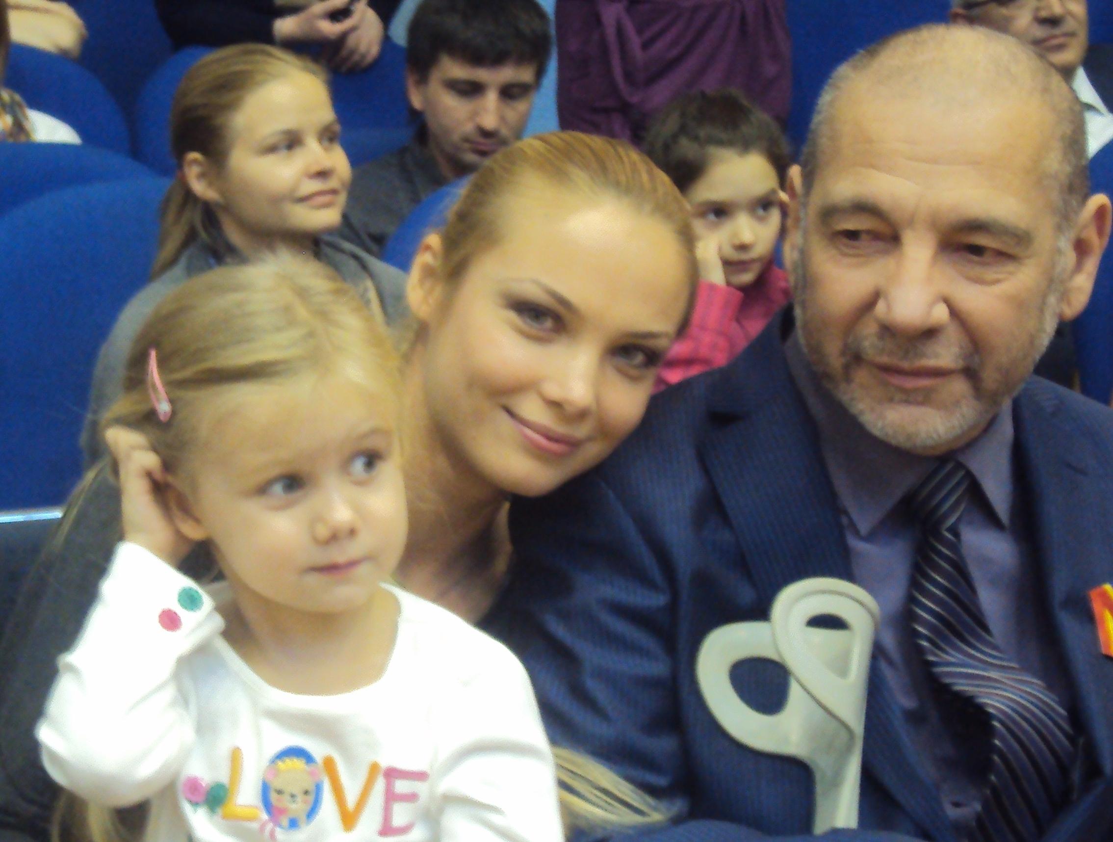 татьяна арнтгольц с дочкой фото