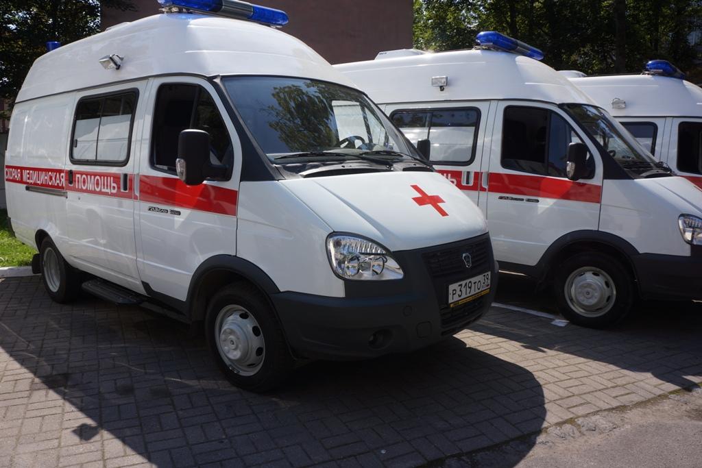 Новые машины скорой помощи в 2018 году