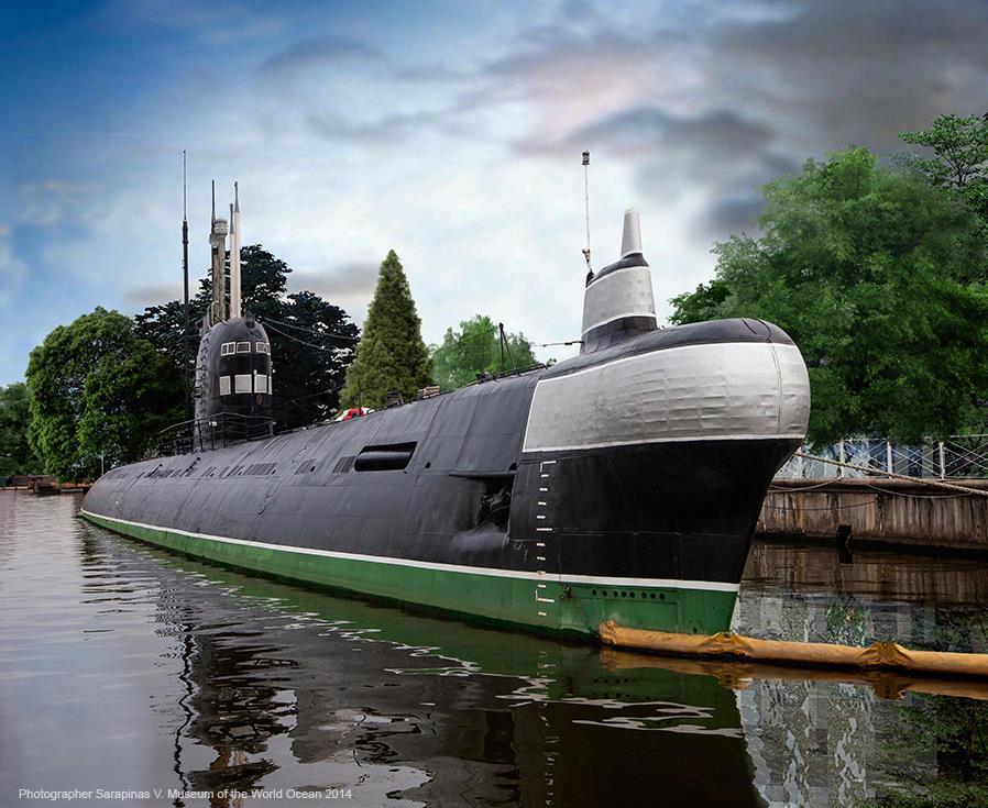 подводная лодка гидрология