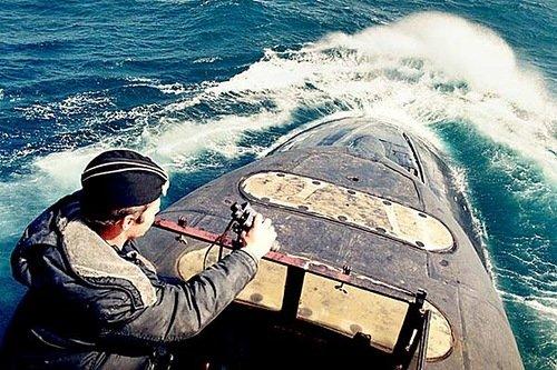 сколько солдат в подводной лодке