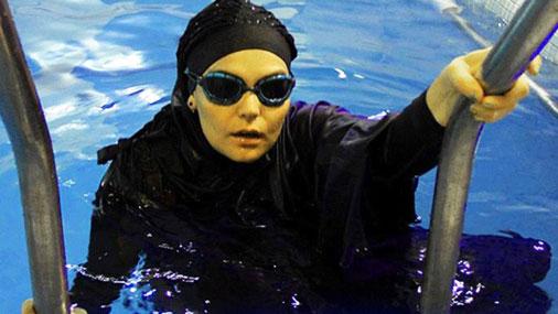 Купальник стал помехой для спортивного рекорда: http://ruwest.ru/news/5601/