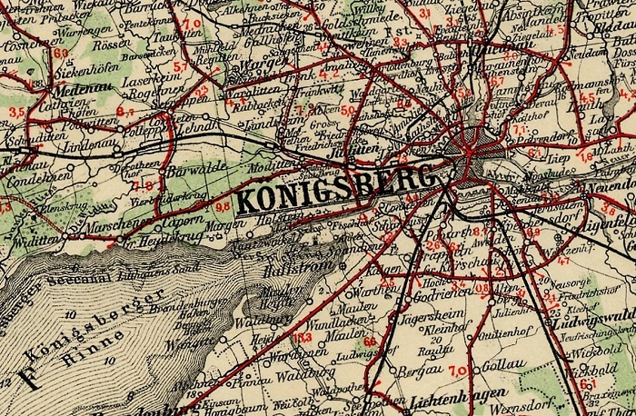«Мир» с Японией за счёт Курил? А «мир» с Германией за счёт Кёнигсберга?