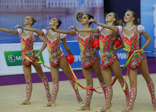 Чемпионка россии по художественной гимнастике