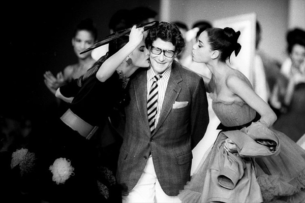 0c6899f12585 Ив Сен-Лоран – революционер в мире моды