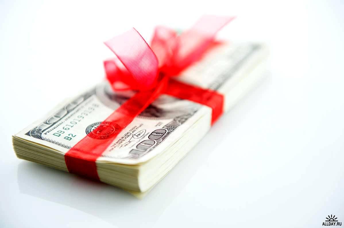 Налогообложение подарков