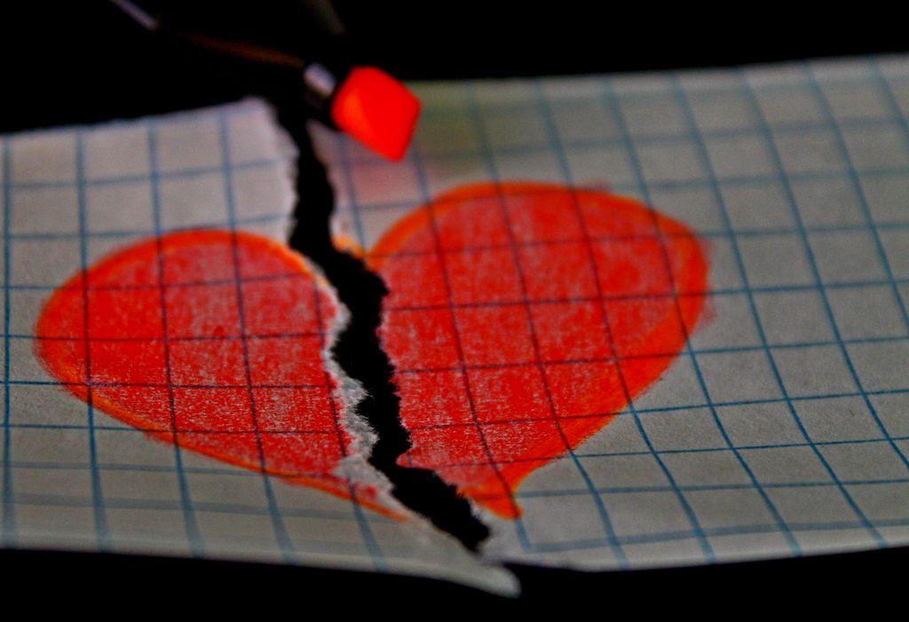 Дети-самоубийцы: 3 из 5 суицидов школьников вызвано неразделённой любовью