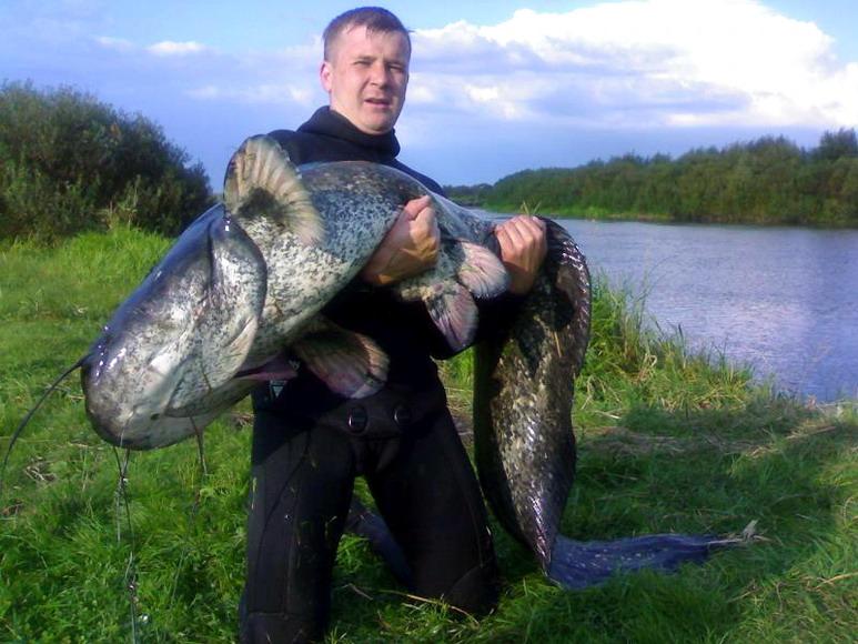 сайт о рыбалке калининград