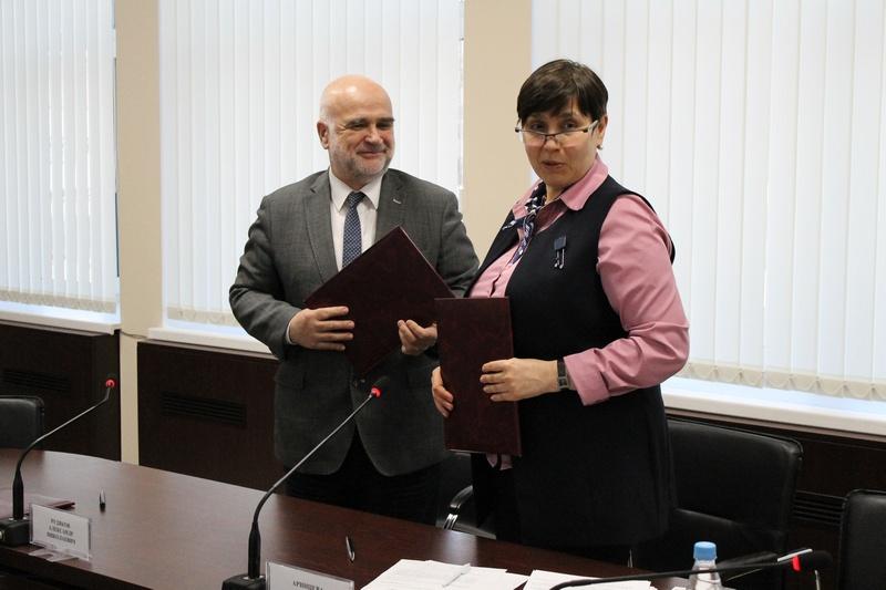 Общественные палаты Калининградской области и Крыма будут сотрудничать