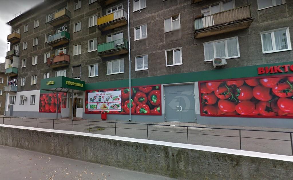 Магазины у метро Красносельская, Москва