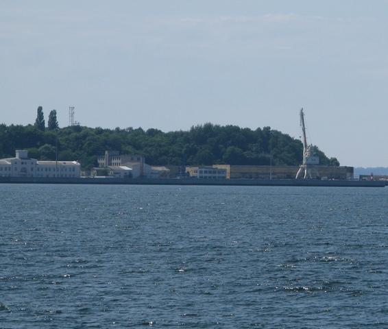Пионерский порт: большие планы.