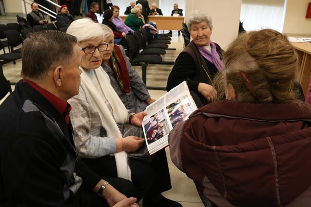 В Калининграде ветераны обсудили план действий на будущее