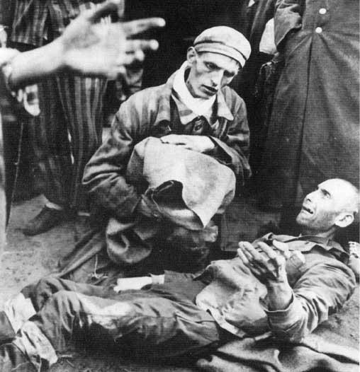 Фото людей в концлагере дахау голых женщин 91636 фотография