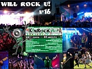 We Will Rock U №16!