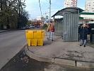 МП «Чистота» гениально заблокировало остановку в Калининграде