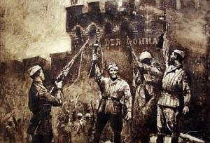 """20 июня в Калининграде откроется выставка """"И крепость пала"""""""