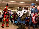 """ТЦ """"Вестер"""" в Гусеве  устроил большой праздник для своих клиентов"""