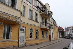 Фирму наказали за поругание экс-отеля «Восточная Пруссия» в Зеленоградске