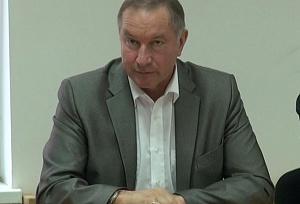 И.о. главы администрации Балтийского муниципального района Николай Дашкин не согласовал митинг за свою отставку