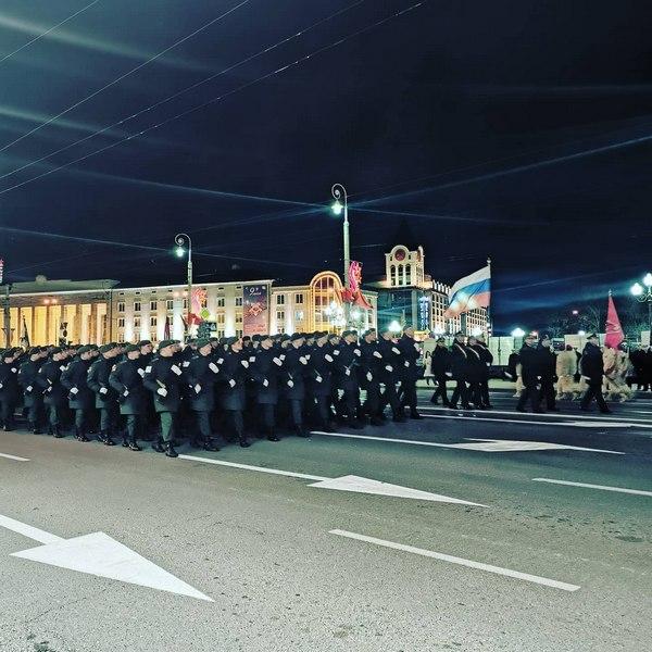 В Калининграде проведут ещё две репетиции парада к 9 мая