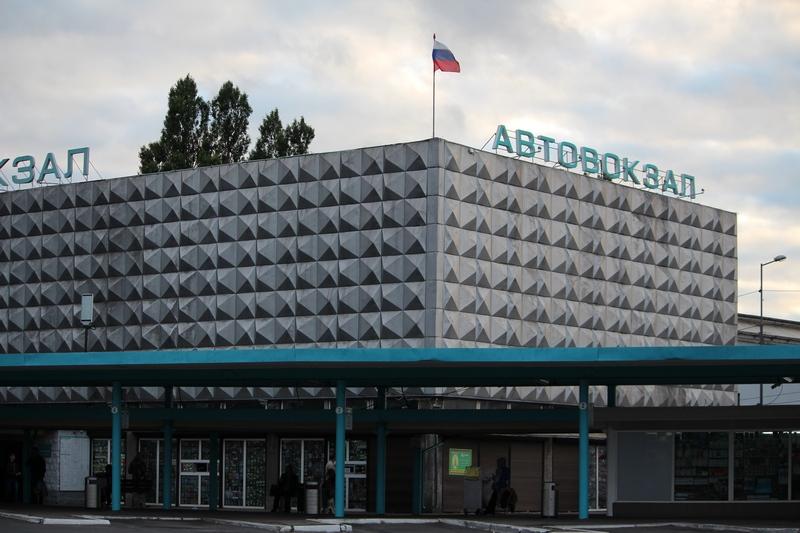 автовокзал калининград фото