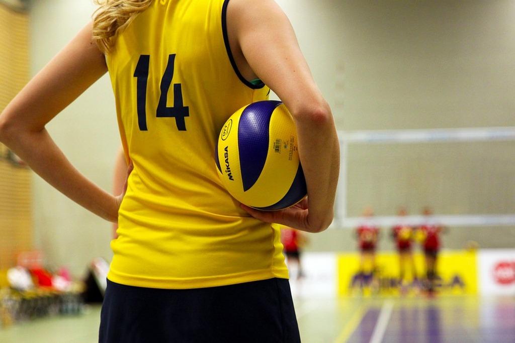 Летнем, картинки красивые волейбол