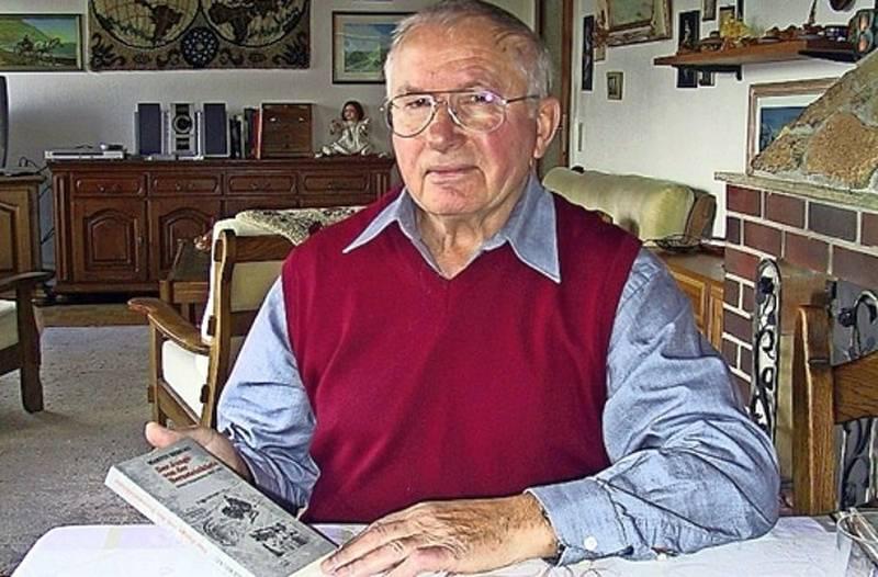Умер Мартин Бергау, впервые рассказавший о бойне нацистов в Пальмникене в 1945 году