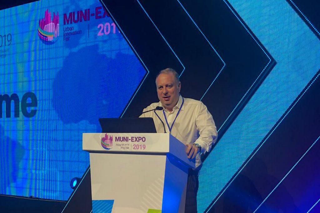 Гольдман представил Калининградскую область на ярмарке инноваций в Израиле