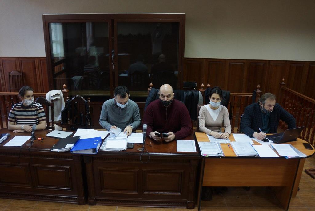 Генпрокуратура потребовала перенести суд над Сушкевич и Белой в Подмосковье