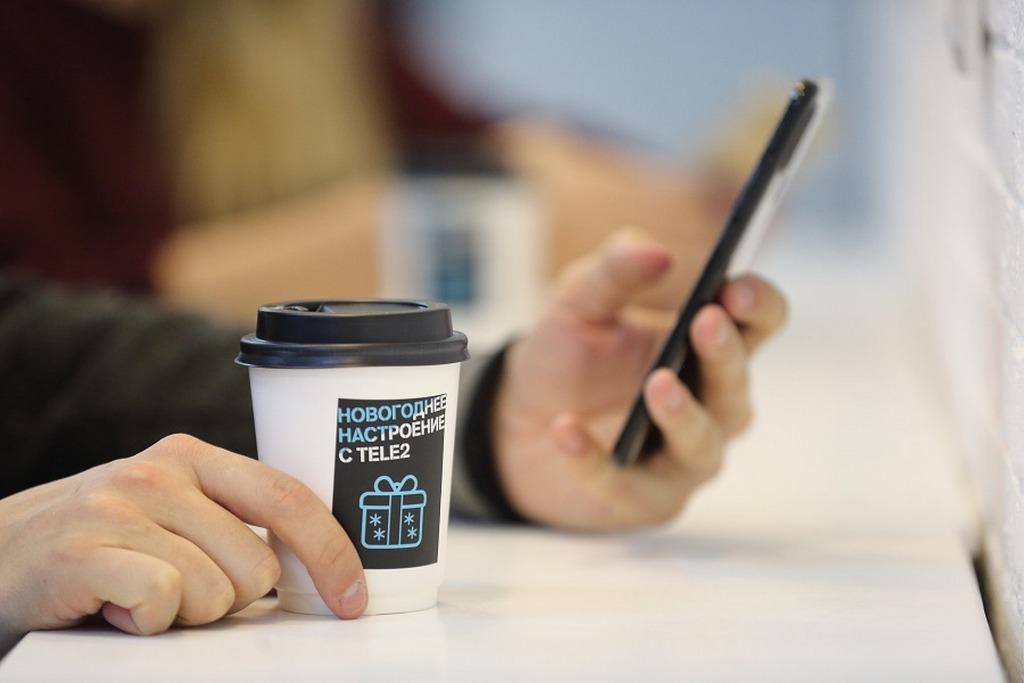 В новогодние праздники калининградские клиенты Tele2 использовали на 41% больше дата-трафика, чем годом ранее