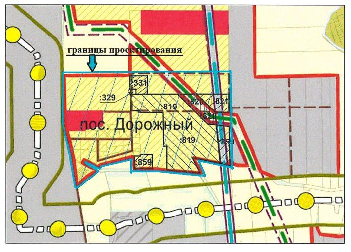 Власти разрешат коттеджную застройку в Гурьевском районе к западу от Орловки