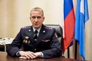 Андрей Першиков, начальник полиции Калининградской области.