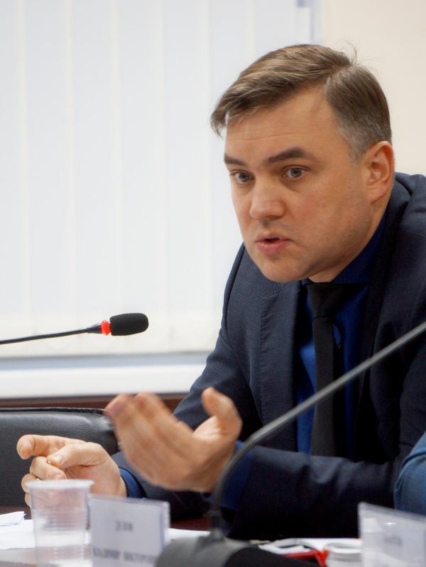 Министр по культуре и туризму Калининградской области Андрей Ермак.jpg