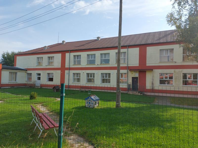 Детский сад во Владимирово, Багратионовский район.