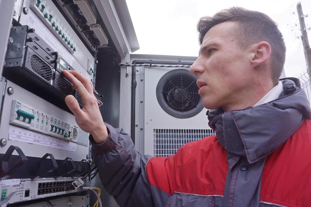 Старший инженер отдела развития калининградского филиала МТС Степан Рязанов
