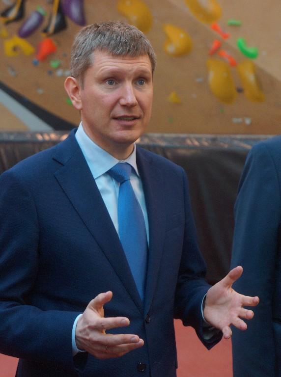 Министр экономического развития России Максим Решетников.jpg