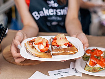 В выходные в Калининграде пройдет Street Food Weekend